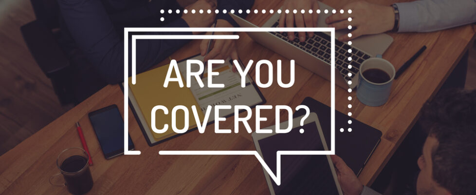 ARE YOU COVERED? CONCEPT